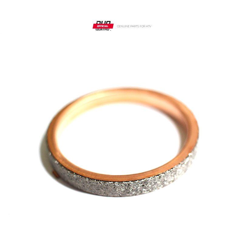 1418118C00 Uszczelka układu wydechowego Suzuki Kingquad 400 450 500 Vinson Eiger
