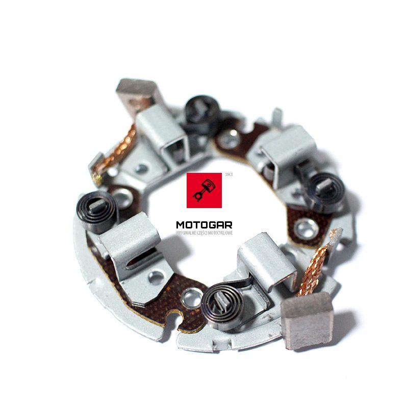 31206MM5008 Szczotkotrzymacz rozrusznika Honda TRX 125 200 350 FOURTRAX 86-88