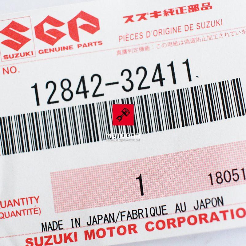 1284232411 Śruba regulacji dźwigienki zaworowej Suzuki Ozark 250 LTZ 250 QuadRunner 160