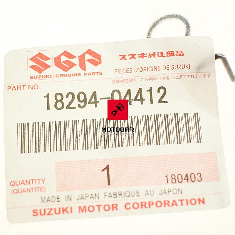 1829404412 Dźwigienka szarpaka Suzuki LT 50 QuadRunner LT-A 50 QuadSport QuadMaster