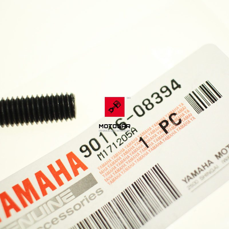 901160839400 Szpilka głowicy cylindra Yamaha YFS 200 BLASTER YFZ 350 BANSHEE