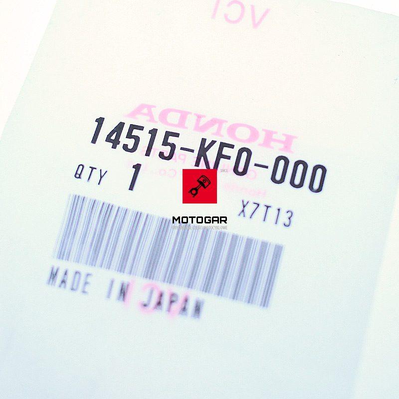 14515KF0000 Tuleja ślizgu prowadnicy łańcuszka rozrządu Honda TRX 300 400 500