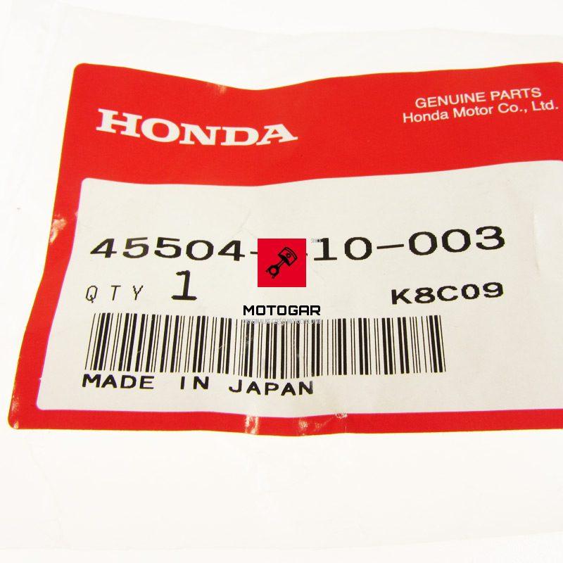 45504410003 Uszczelka guma pompy hamulcowej Honda TRX 250 300 350 400 420 450 500 650 680