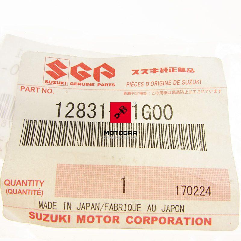 1283141G00 Sprężyna napinacza rozrządu Suzuki LTR 450 QuadRacer 450 2006-2011