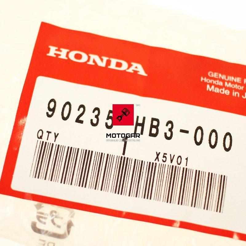 90235HB3000 Nakrętka sprzęgła odśrodkowego Honda TRX 250 SportTrax 18 mm 2001-2011