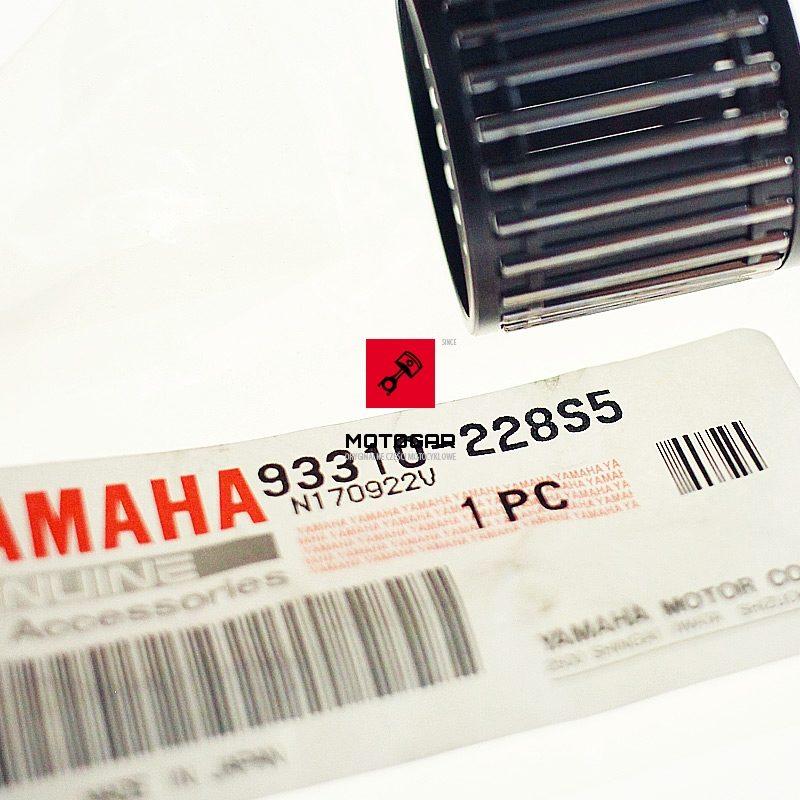 93310228S5 Łożysko koła zębatego sprzęgiełka rozrusznika Yamaha YFM 660 Raptor 2001