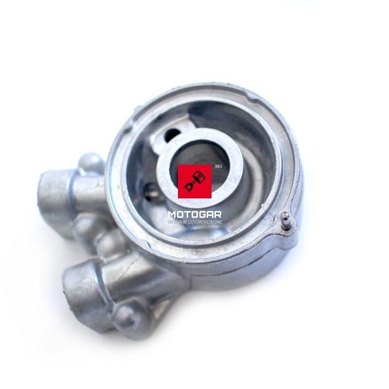 1134138B01 Uchwyt mocowanie adapter filtra oleju Yamaha Rhino 450 660 700
