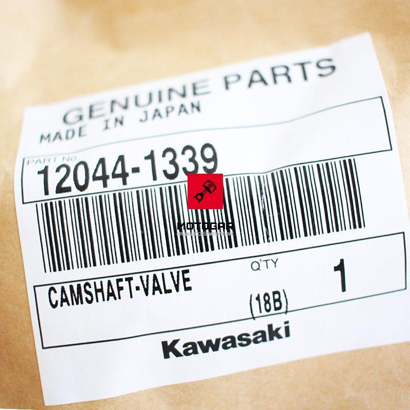 120441339 Wałek rozrządu Kawasaki KLF 300 Bayou 300 2000-2006