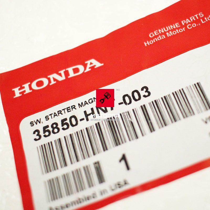 35850HN7003 Przekaźnik rozrusznika Honda TRX 350 400 2004-2007