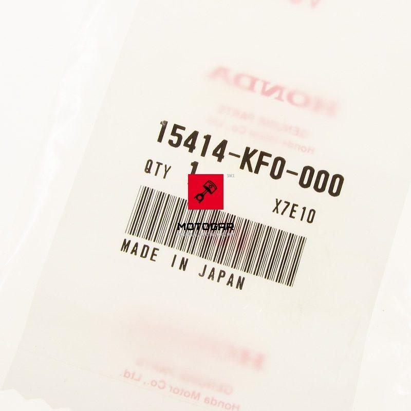 15414KF0000 Sprężyna filtra oleju Honda TRX 300 350 400 420 500 700