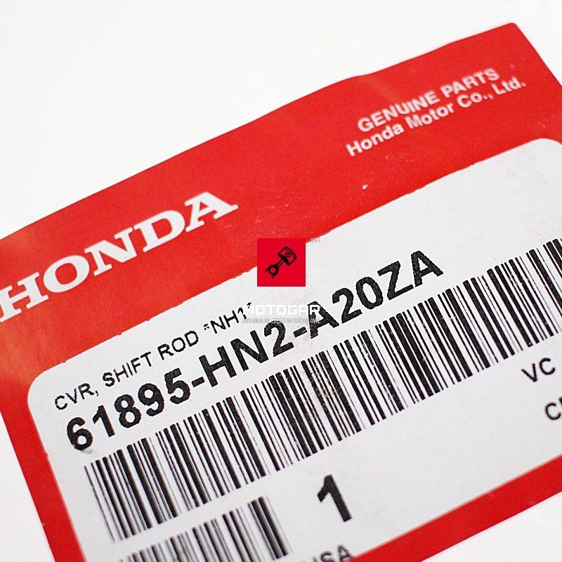 61895HN2A20ZA Plastik osłona wałka zmiany biegów Honda TRX 500 FourTrax Foreman