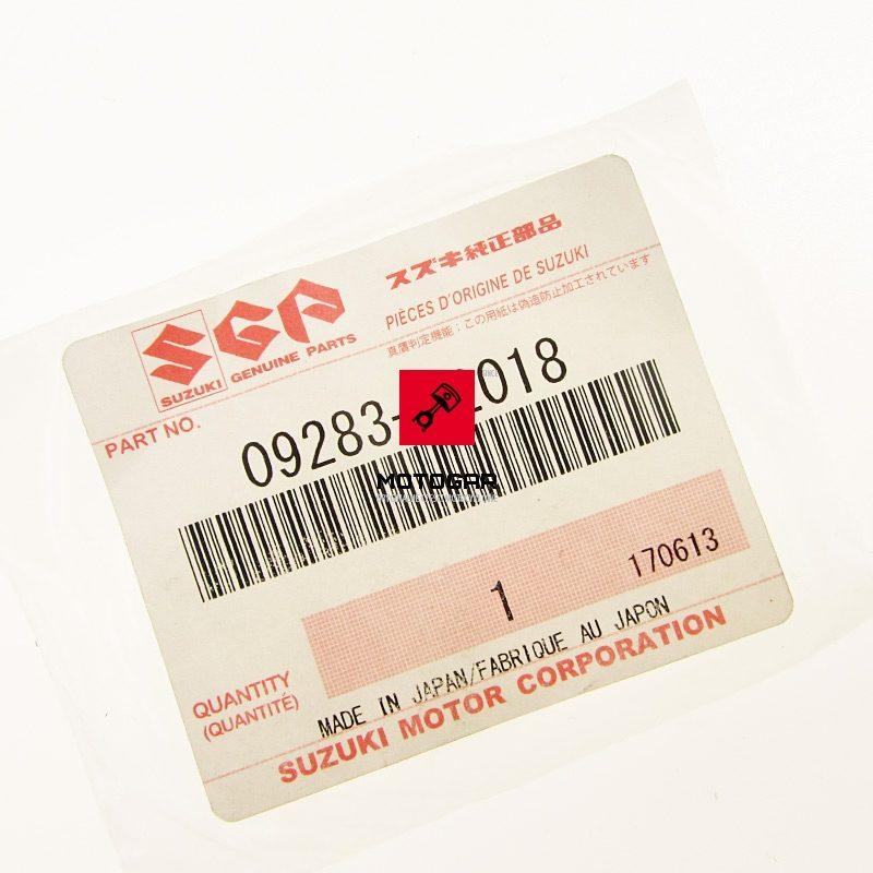 0928322018 Uszczelniacz wariatora Suzuki LT 80 QuadSport
