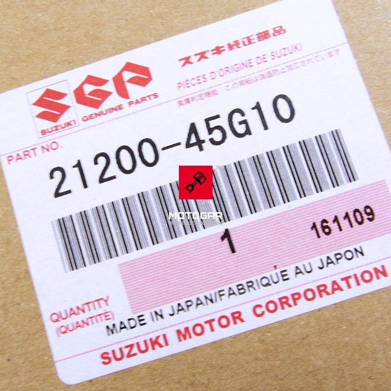2120045G10 Kosz sprzęgłowy Suzuki LTR 450 QuadRacer 2008 2009 2010
