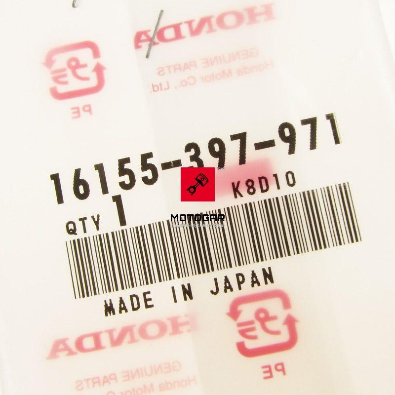 16155397971 Zaworek iglicowy Honda TRX 300 400 450 2000-2001
