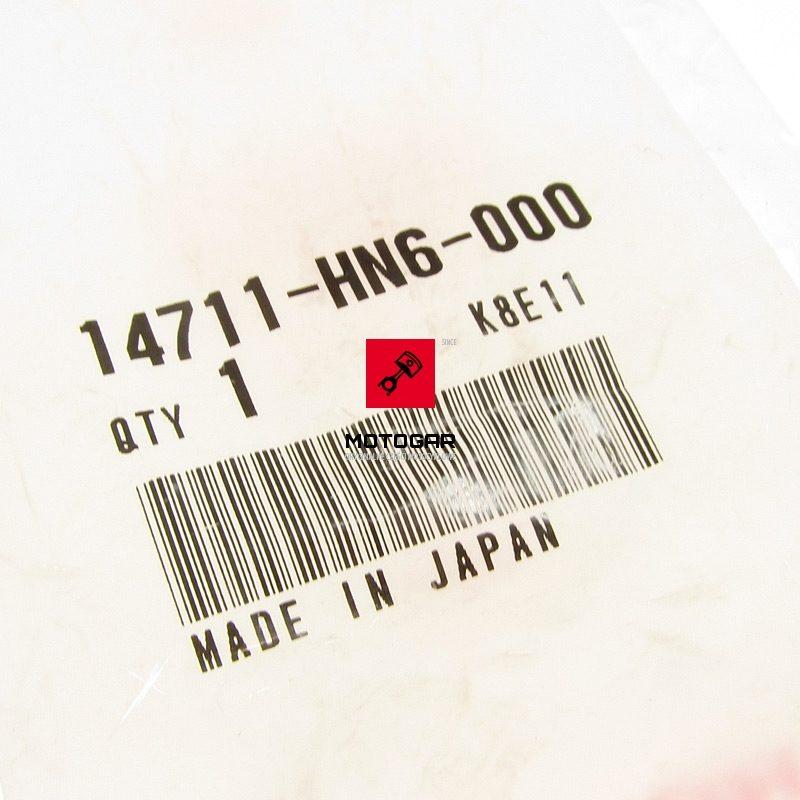 14711HN6000 Zawór ssący Honda TRX 250 SPORTRAX Honda 2001-2011