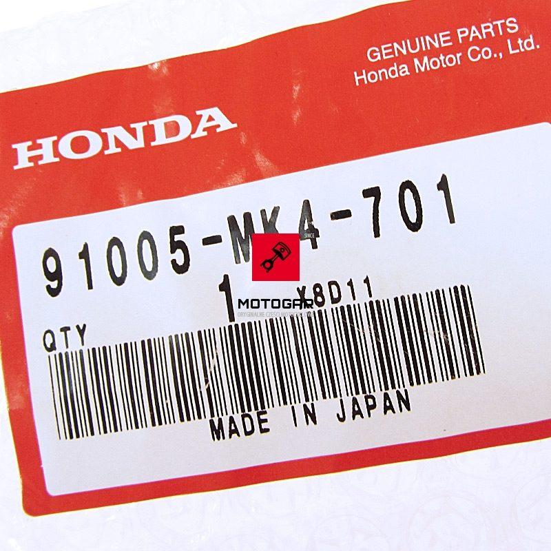 91005MK4701 Łożysko wałka wyrównażającego balansera Honda TRX 700XX 2008-2011