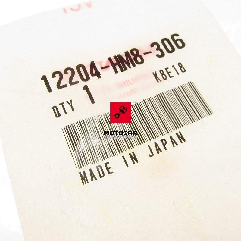 12204HM8306 Prowadnica zaworu zaworowa Honda TRX 250 SPORTTRAX 2003-2011