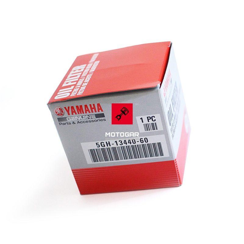5GH1344060 Filtr oleju Yamaha YFM 350 450 550 660 700 Grizzly Wolverine