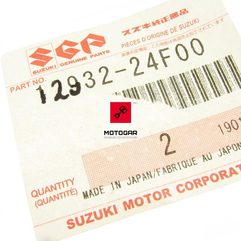 1293224F00 Zamek zaworu zaworów Suzuki LTZ 400 QUADSPORT