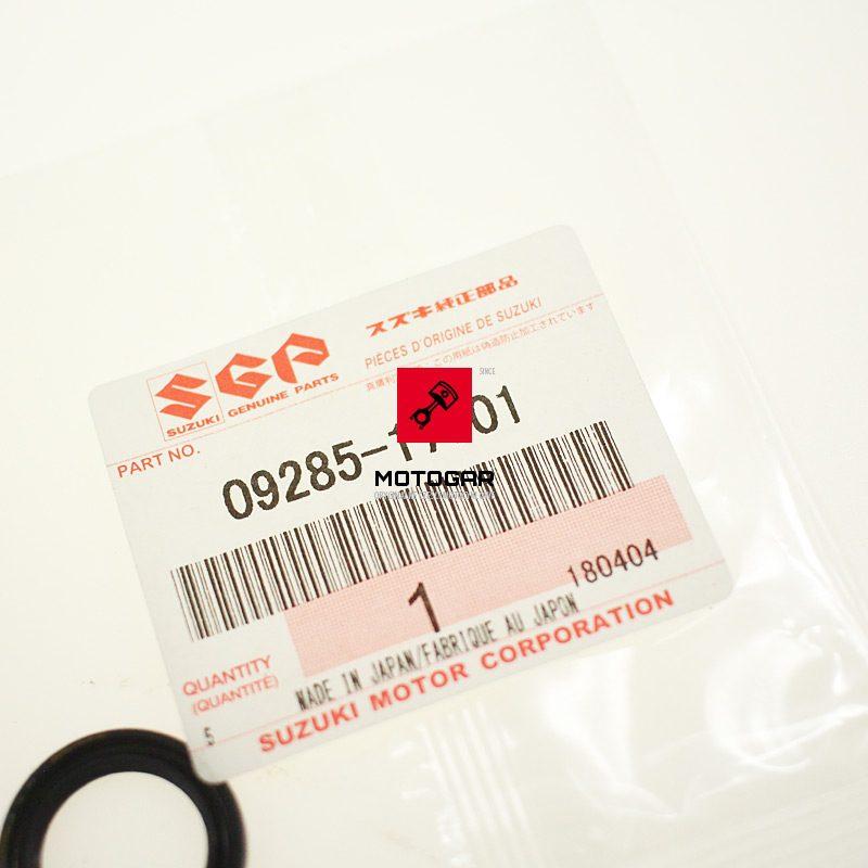 0928517001 Uszczelniacz wahacza Suzuki LTZ 400 QuadSport przód 17X24X3