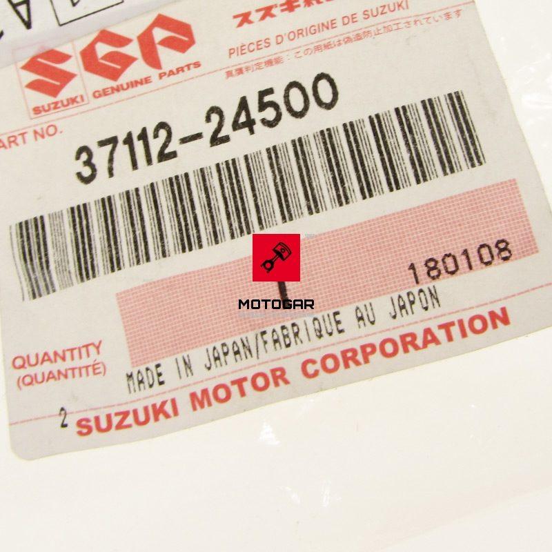 3711224500 Nakrętka stacyjki Suzuki LTA 400 450 500 700 750 LTF 250 400 LTZ 50 90 250 400