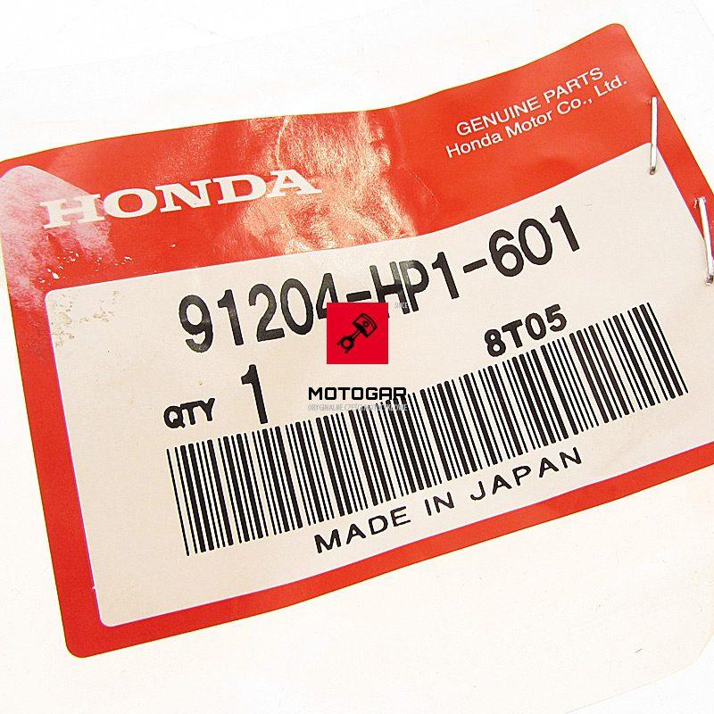 91204HP1601 Uszczelniacz silnika Honda TRX 450 2006-2009 10x21x5