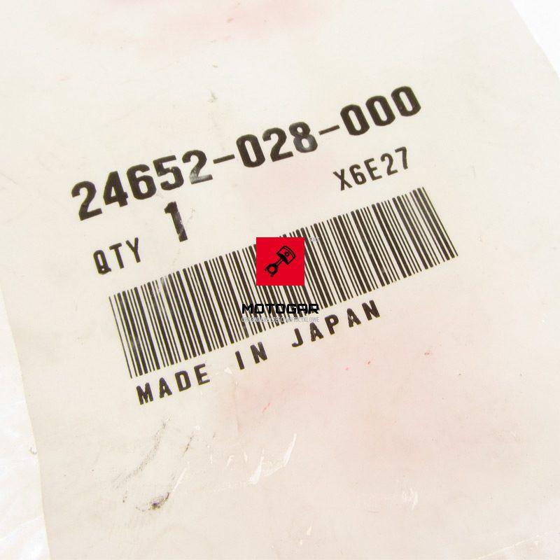24652028000 Śruba sprężyny wałka zmiany biegów TRX 400 TRX 700