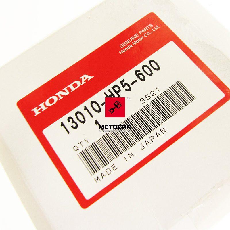 13010HP5600 Pierścienie tłokowe Honda TRX 420 FourTrax Rancher 2010-2013 nominał