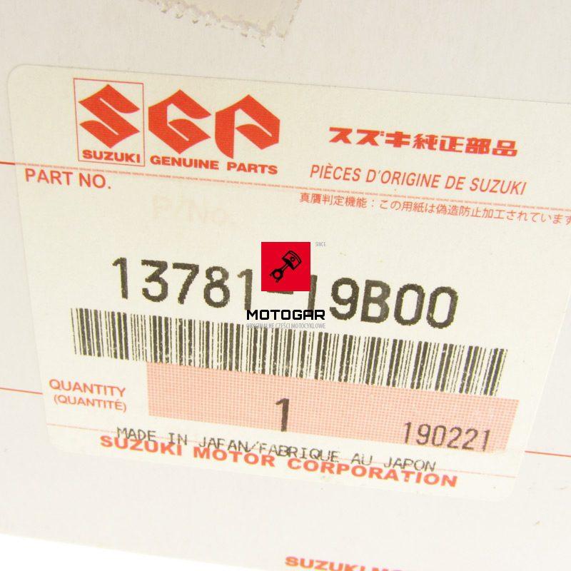 1378119B00 Filtr powietrza Suzuki LT-F 250 300 Quadrunner Kingquad 2000-2001