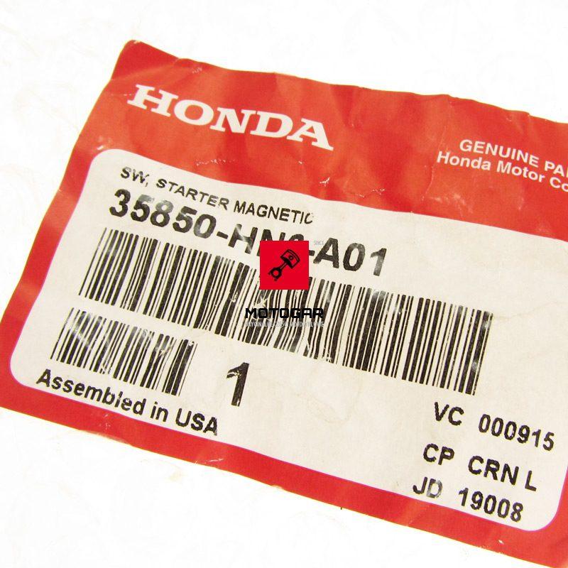 35850HN2A01 Przekaźnik rozrusznika Honda TRX 500 2004-2013