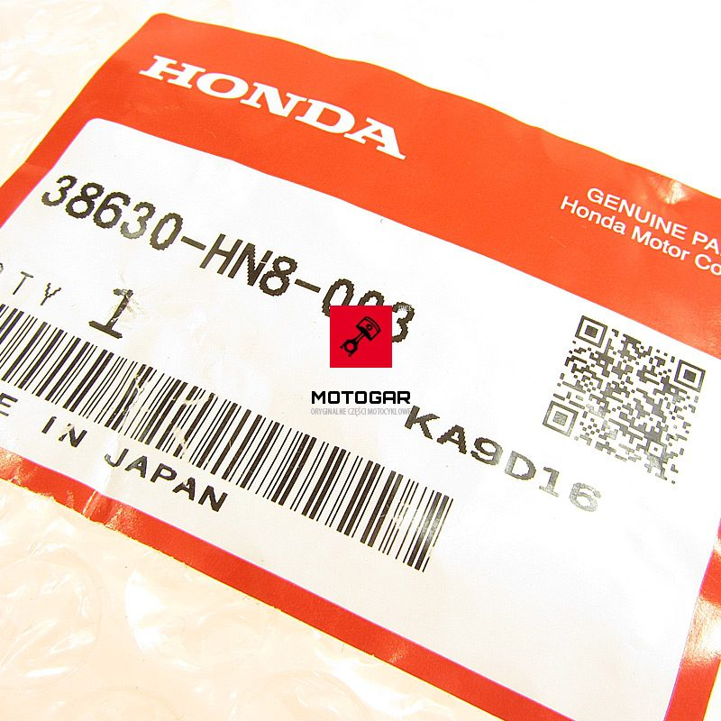 38630HN8003 Elektrozawór zmiany biegów Honda TRX 420 650 680 Rancher