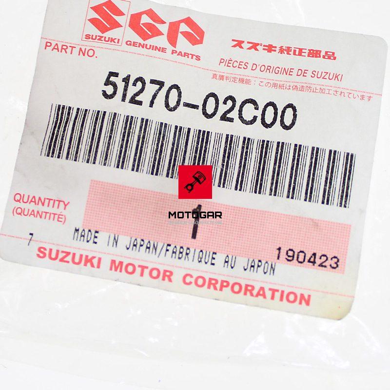 5127002C00 Końcówka drążka kierowniczego Suzuki LT-F 160 Quadsport 2003-2007