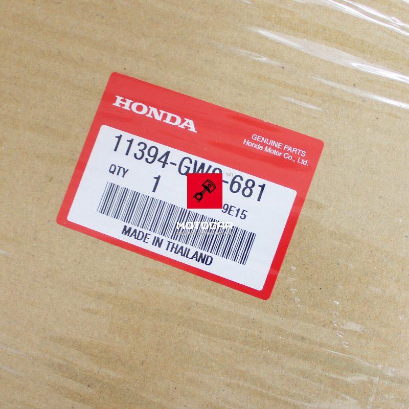 11394GW8681 Uszczelka pokrywy sprzęgła Honda TRX 90 2009-2014 etykieta
