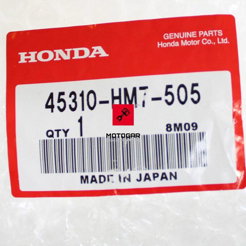 11394GW8681 Uszczelka pokrywy sprzęgła Honda TRX 90 2009-2014