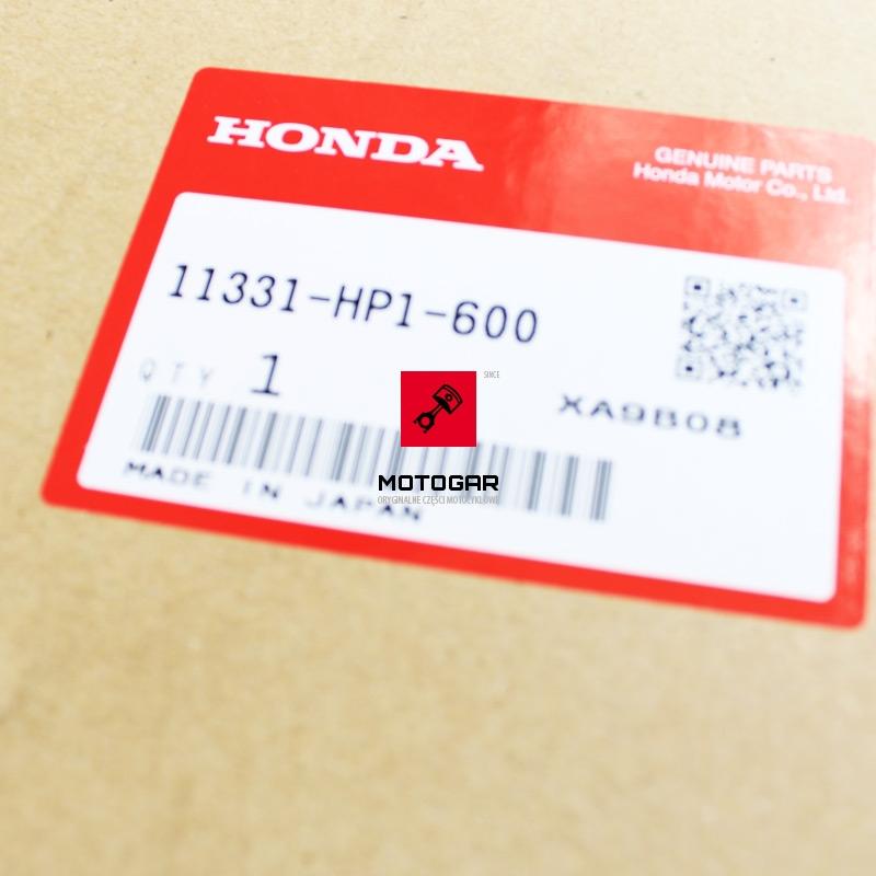 11331HP1600 Dekiel pokrywa Honda TRX 450 prawy 2006-2009 etykieta