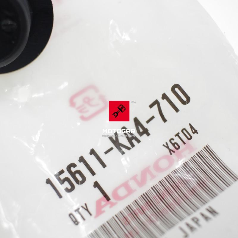 15611KA4710 Korek wlewu oleju Honda TRX 450 SPORTRAX 2004-2009 etykieta