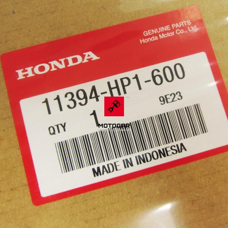 11394HP1600 Uszczelka pokrywy sprzęgła TRX 450 Sportrax 2006-2009 prawa