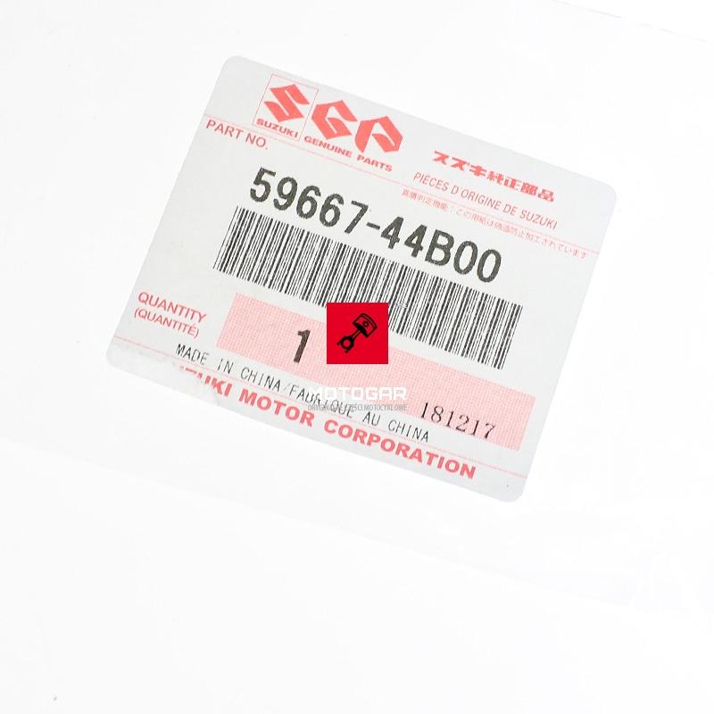 5966744B00 Membrana pompy hamulcowej Suzuki Kingquad Eiger Ozark Vinsion LTZ LTR etykieta