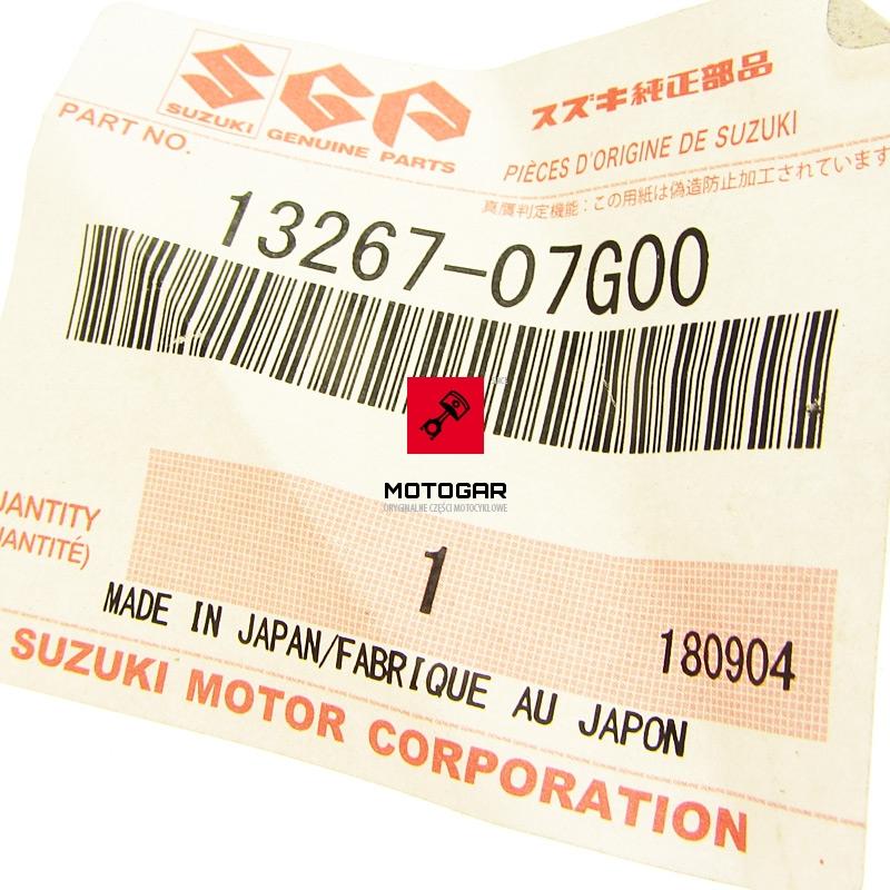 1326707G00 Linka śruba regulacji wolnych obrotów Suzuki LTZ 250 400 Quadsport