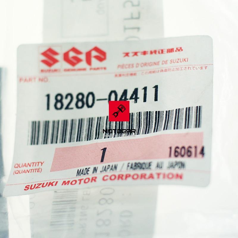 1812104410 Sprężyna ciężarka szarpaka Suzuki LT50 Quadrunner LT-A50 Quadmaster