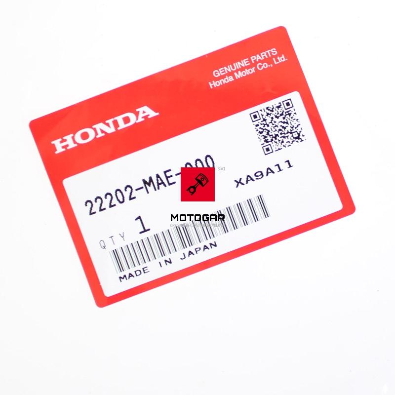 22202MAE000 Tarcza sprzęgła Honda TRX 350 Fourtrax Rancher 2000-2006