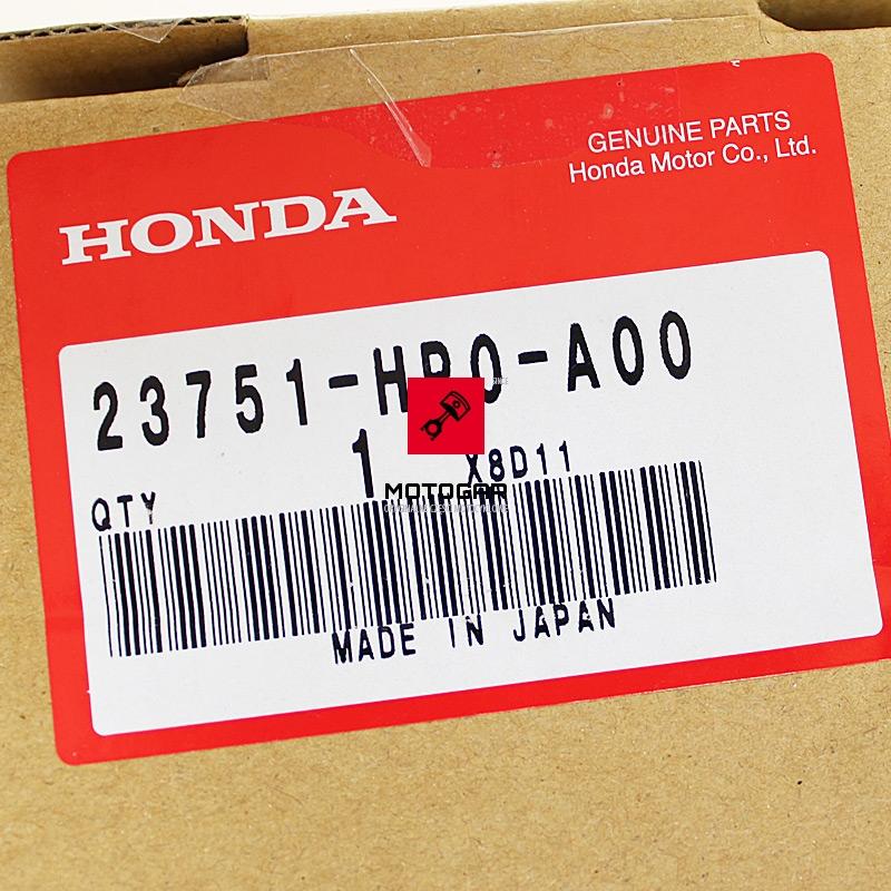23751HP0A00 Zębatka skrzyni biegów Honda TRX 500 Foretrax 2010-2011 28T