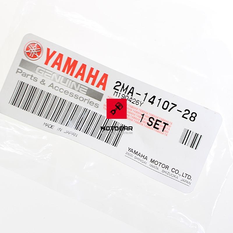 2MA1410728 Zawór iglicowy Yamaha YFS 200 Blaster 2000-2007