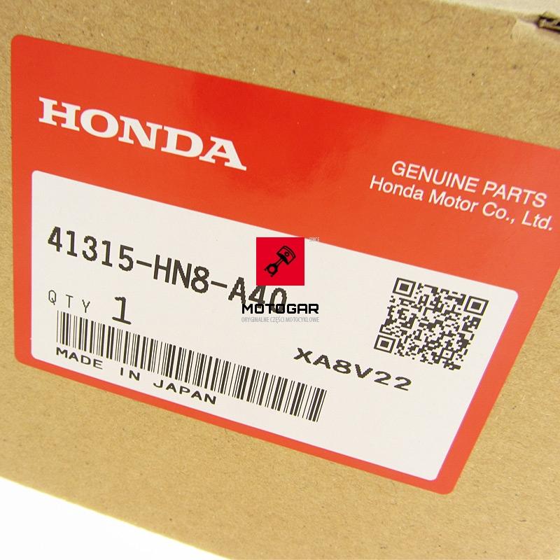 41315HN8A40 Flansza zabierak wałka atakującego Honda TRX 420 680 Fourtrax Rincon Rancher