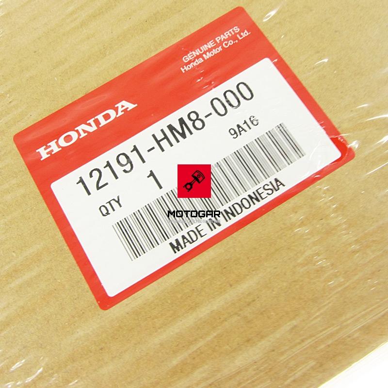 12191HM8000 Uszczelka pod cylinder cylindra Honda TRX 250 2001-2011