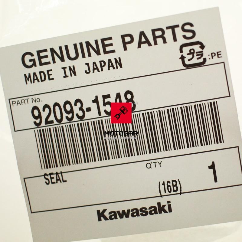 920931548 Uszczelniacz uszczelka silnika silniczka zmiany napędu Kawasaki KVF BRUTE FORCE