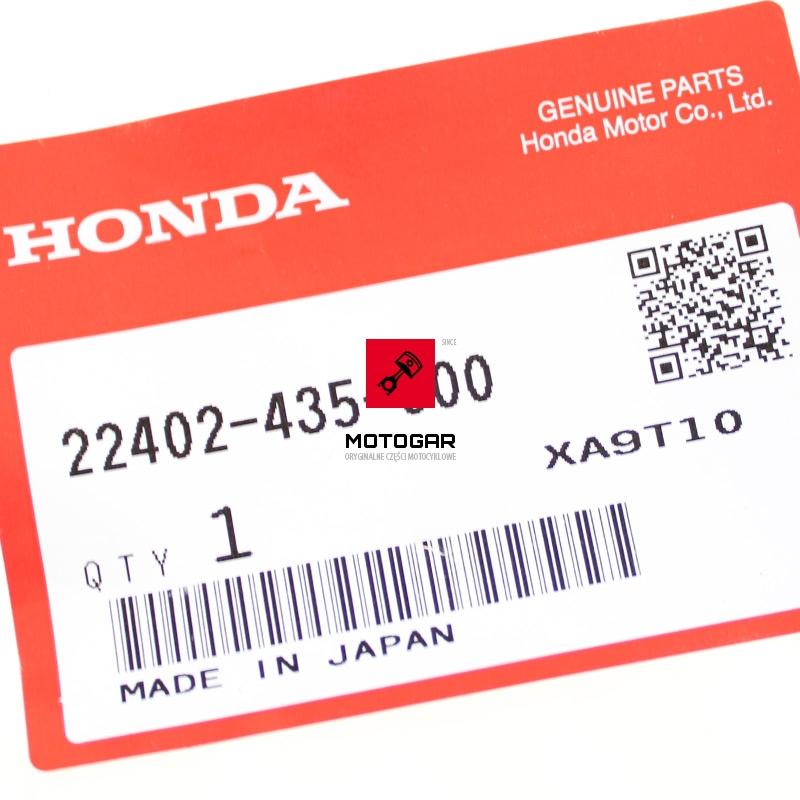 22402435000 Sprężyna sprzęgła Honda TRX 350 Fourtrax płaska 2