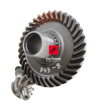 41310HM5A10-Wałek-atakujący-koło-talerzowe-Honda-TRX-300-Fourtrax-1998-2000