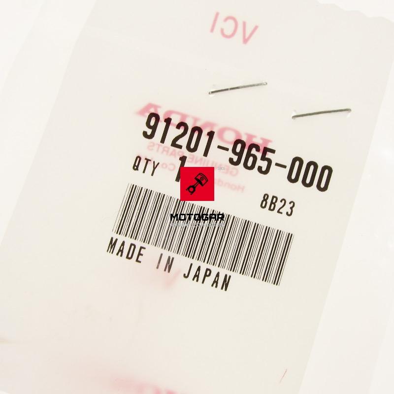 91201965000 Uszczelniacz dźwigni zmiany napędu Honda TRX 250 350 420 450 500