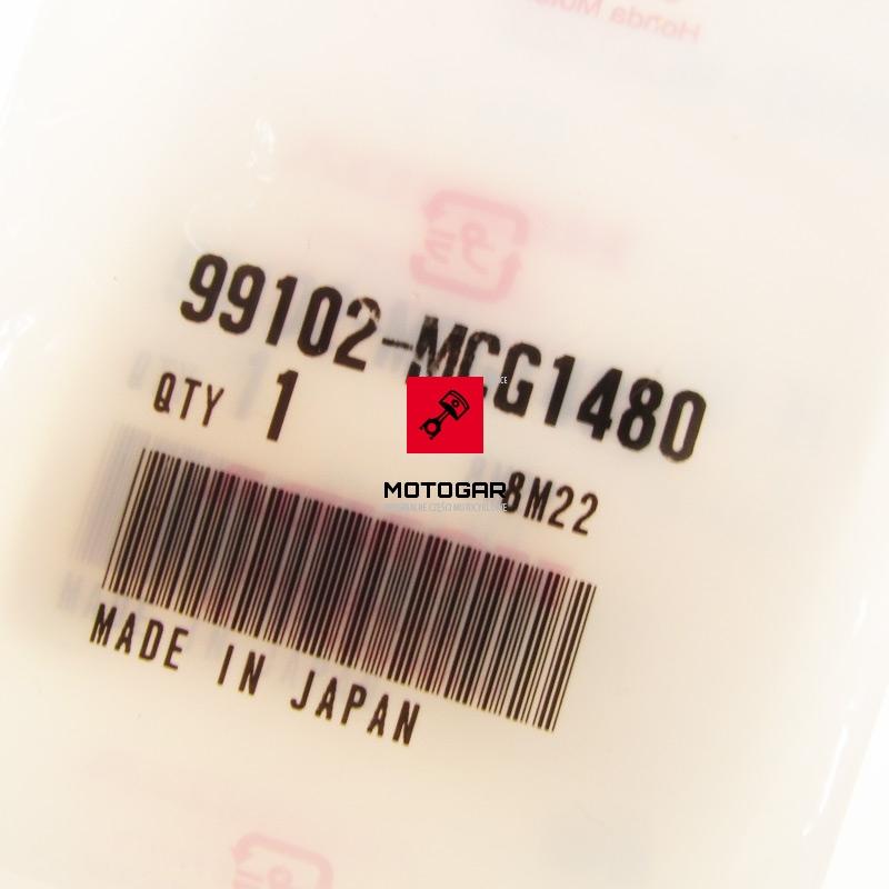 99102MCG1480 Dysza główna gaźnika Honda TRX 650 Fourtrax 2003-2005